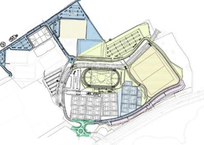 Narellan Sports Hub Stage 2